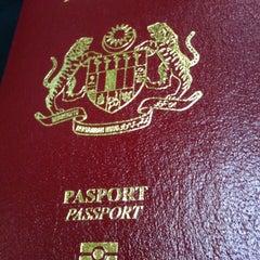 Photo taken at Jabatan Imigresen Malaysia (Immigration Department of Malaysia) by Joyz612 on 7/19/2011