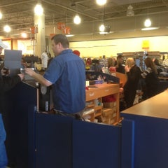 Photo taken at Mark's Work Wearhouse by Ray U. on 1/14/2012