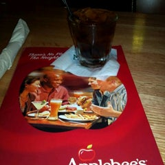 Photo taken at Applebee's by Desiree M. on 8/13/2011