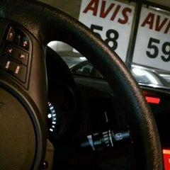 Photo taken at Avis (BHM) by Caleb B. on 12/30/2011