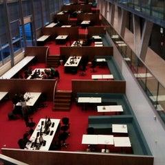 Photo taken at NHL Hogeschool by Jurgen v. on 1/19/2012