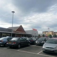 Photo taken at Sainsbury's by Nalin Chanaka J. on 6/19/2012
