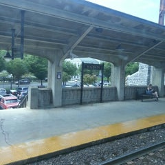 Photo taken at NJT - Madison Station (M&E) by Christopher G. on 9/5/2012