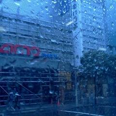 Photo taken at MUNI Bus Stop - 4th & Market by Jose C. on 3/14/2012