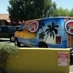 Photo taken at America's Taco Shop by Terry B. on 4/20/2012