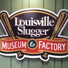 Photo taken at Louisville Slugger Museum & Factory by Ed L. on 3/16/2012