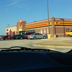 Photo taken at Love's Travel Stop by Christian R. on 2/1/2012