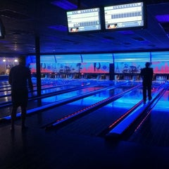 Photo taken at Let's Go Bowling by Johan P. on 10/7/2011