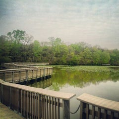 Photo taken at Historic Smithville Park by Erik S. on 4/19/2012
