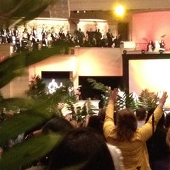 Photo taken at Covenant Church by Victoria G. on 4/1/2012
