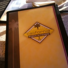 Photo taken at California Pizza Kitchen by David P. on 1/12/2011