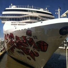 Photo taken at Norwegian Gem by Heather B. on 3/26/2011