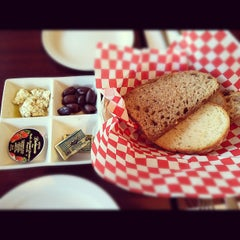 Photo taken at The Baker Bakery & Cafe by nelehelen on 8/11/2012
