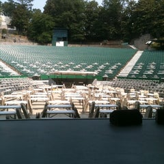 Photo taken at Chastain Park Amphitheater by Adam Y. on 6/5/2011
