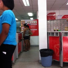 Photo taken at ไปรษณีย์พัทยากลาง@ซอยพัทยา13/2 by KW/\NGKI🍀 J. on 3/28/2012