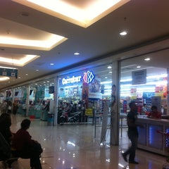 Photo taken at Carrefour by Kurniawan S. on 9/20/2011