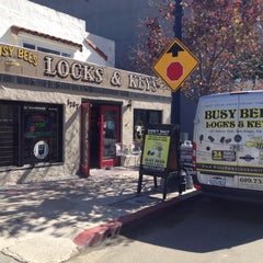 Photo taken at Busy Bees Locks & Keys Locksmith by Josh D. on 2/21/2012