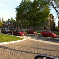 Photo taken at Provincial Legislative Building by Steve R. on 5/19/2012