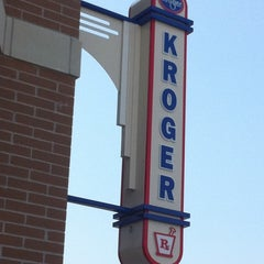 Photo taken at Kroger by Carol C. on 7/30/2011