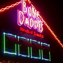 Photo taken at Bone Daddy's House of Smoke by Brian A. on 2/28/2012