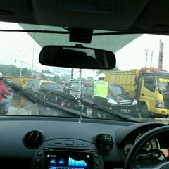 Photo taken at Jalan K.H. Soleh Iskandar by Fiska Praditya S. on 2/28/2012