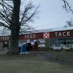 Photo taken at Houles Feed Store by Raven on 3/11/2011