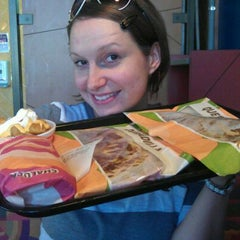 Photo taken at Taco Bell by Jenny K. on 12/30/2011