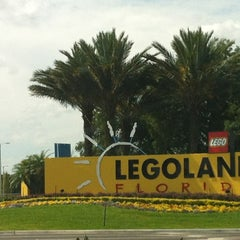 Photo taken at LEGOLAND® Florida by Kenny H. on 4/18/2012