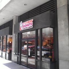 Photo taken at Dunkin' Donuts by William H. on 2/23/2012
