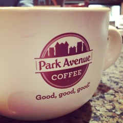 Photo taken at Park Avenue Coffee by John S. on 12/3/2011