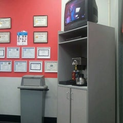 Photo taken at Firestone Complete Auto Care by Meghann J. on 11/18/2011