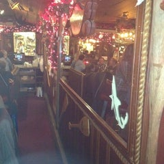 Photo taken at Billy & Madeline's Red Room Tavern by Corner T. on 12/24/2011