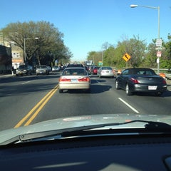 Photo taken at U.S. 50 (New York Avenue) by Leslie W. on 4/3/2012