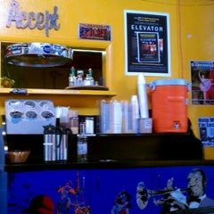Photo taken at Epic Cafe by Scott on 10/5/2011