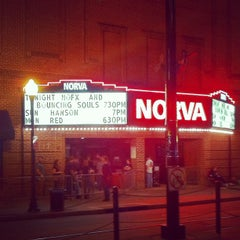 Photo taken at The NorVa by Brian M. on 10/22/2011