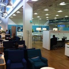 Photo taken at SAS Business Lounge by Goran A. on 3/14/2011