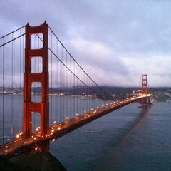 Photo taken at Marin Headlands by Patrick S. on 6/26/2012