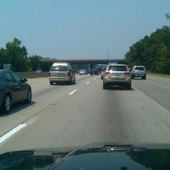 Photo taken at I-64 Exit 255: Jefferson Ave by Nathan M. on 6/29/2012