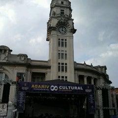 Das Foto wurde bei Praça Júlio Prestes von Alexandre M. am 5/5/2012 aufgenommen