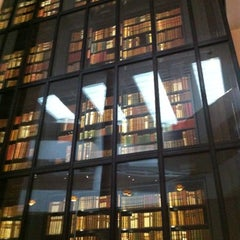 Photo taken at British Library by Stuart W. on 5/3/2012