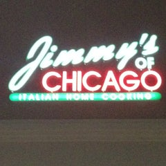 Photo taken at Jimmy's of Chicago by John C. on 9/2/2012