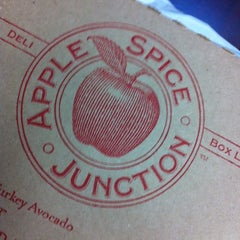Photo taken at Apple Spice Junction by W G. on 7/20/2012