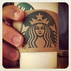 Photo taken at Starbucks by Adam K. on 4/16/2012