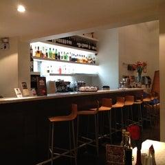 Photo taken at Alberto Restobar & Lounge by Jhonny M. on 5/30/2012