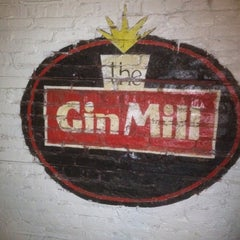 Photo taken at The Gin Mill by Geremy B. on 9/8/2012