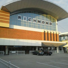 Photo taken at Richmond International Airport (RIC) by James B. on 4/28/2012