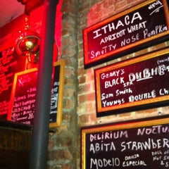 Photo taken at Tribeca Tavern by Ariel C. on 7/8/2012