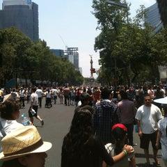 Photo taken at Feria de las Culturas Amigas by Emmanuel R. on 5/27/2012