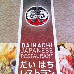 Photo taken at Daihachi 大八居酒屋 by Marco L. on 4/1/2012