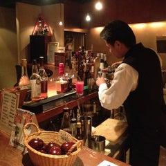 Photo taken at Bar LaVita by kenji s. on 8/2/2012